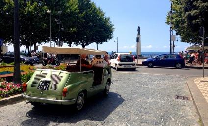 Americani in Amalfi
