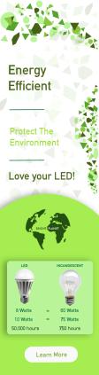 Banner - Energy Efficient