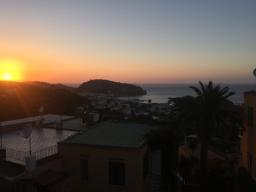 Sunsets at Hotel Villa Sirena